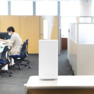 オフィスの除菌消臭。衛生対策に