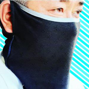 多機能マスクスカーフ マスクル