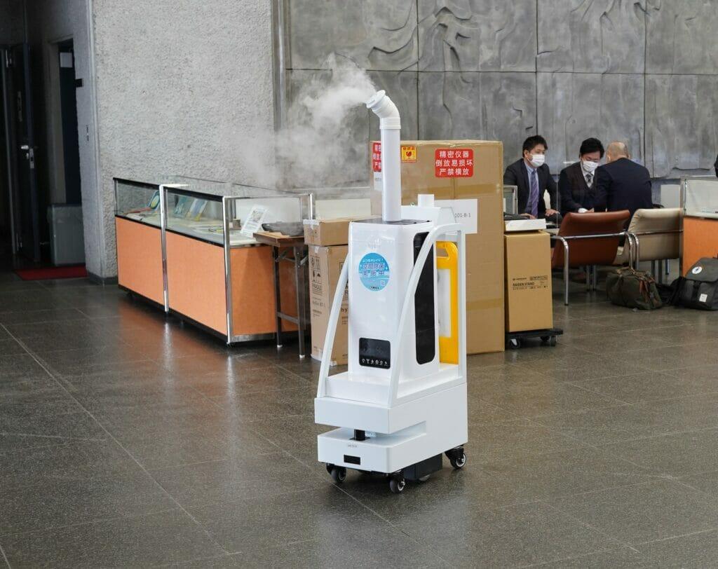 除菌ロボットフルテラG